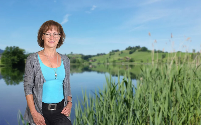 Denise Amrein Wädenswil Schulzeit und Familie